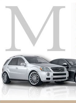 Mandrus Wheels exclusively for Mercedes Benz