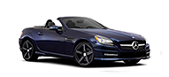 Mercedez Benz SLK Class Wheels